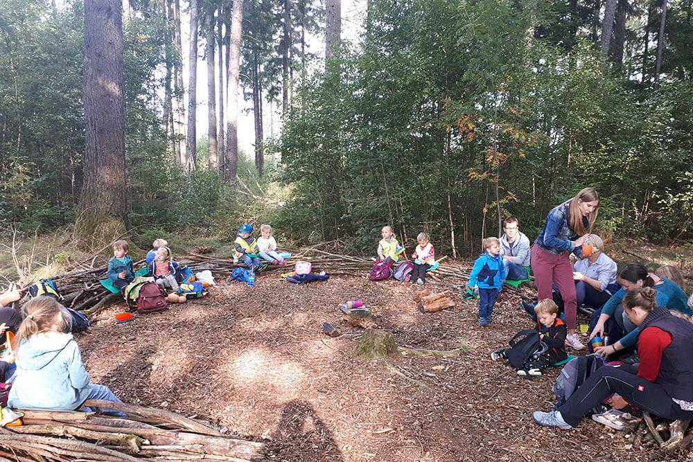 waldtag-waldsofa-kindergarten-gersfeld