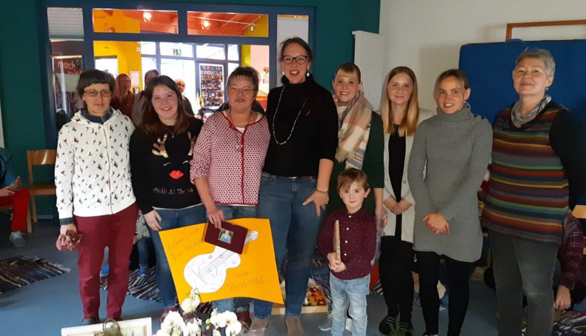 Kindergarten Don Bosco Gersfeld verabschiedet Eleonore Jana in den Ruhestand